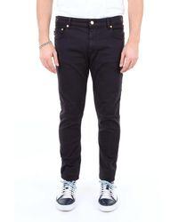 Love Moschino Cotton Jeans - Black