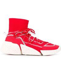 KENZO K-sock Sneakers - Red