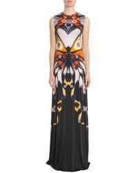 Givenchy VISKOSE KLEID - Mehrfarbig