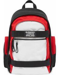 Burberry 'Nevis' Rucksack - Schwarz