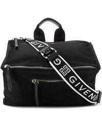 Givenchy Black Polyamide Travel Bag