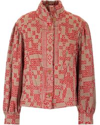Forte Forte Other Materials Jacket - Red