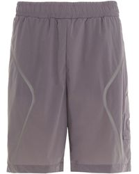A_COLD_WALL* ANDERE MATERIALIEN SHORTS - Grau
