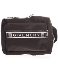 Givenchy ANDERE MATERIALIEN POUCH - Schwarz