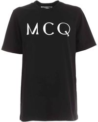 McQ Cotton T-shirt - Black