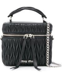 Miu Miu Mini Bag - Nero