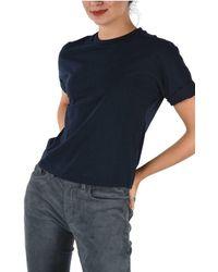 Neil Barrett Cotton T-shirt - Blue
