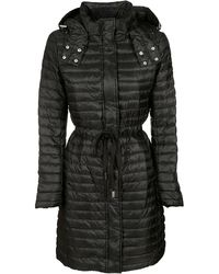 Michael Kors Black Polyamide Coat