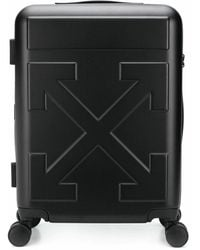 Off-White c/o Virgil Abloh Arrow Cabin Trolley Black