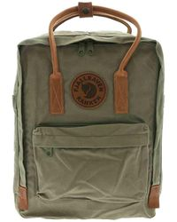 Fjallraven Kanken No.2 15in Laptop Backpack - Green