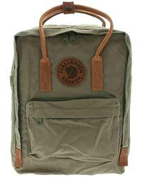 Fjallraven Kanken No.2 15in Laptop Backpack - Green