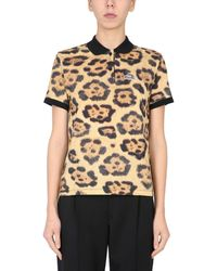 Lacoste ANDERE MATERIALIEN POLOSHIRT - Braun