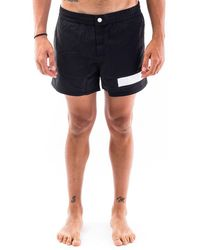 Colmar Polyamide Trunks - Black