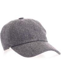 Brunello Cucinelli Wool Hat - Grey