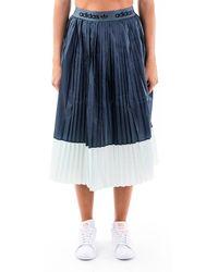 adidas Polyester Skirt - Blue