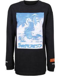 Heron Preston Other Materials T-shirt - Black