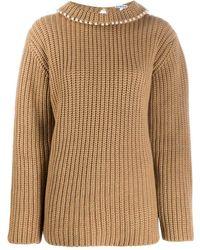 Loewe - Cashmere Sweater - Lyst