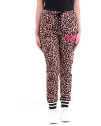 Versace Jeans Couture Trousers - Brown