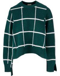 Mrz Wool Sweater - Green