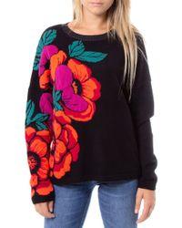 Desigual Black Polyamide Sweater