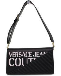 Versace Jeans Couture SCHULTERTASCHE - Schwarz