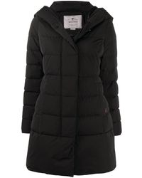 Woolrich - Polyester Down Jacket - Lyst