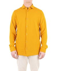 Jeordie's Yellow Cotton Shirt