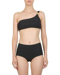 Tory Burch Black Polyester One-piece Suit