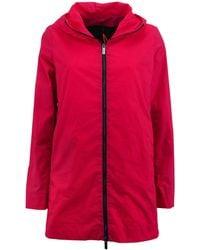 Rrd Polyamide Outerwear Jacket - Red