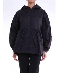 Duvetica Polyamide Outerwear Jacket - Black