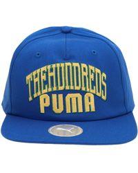 PUMA Cotton Hat - Blue
