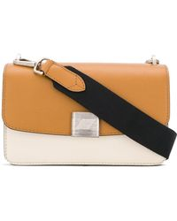 Golden Goose Deluxe Brand Multicolor Leather Shoulder Bag