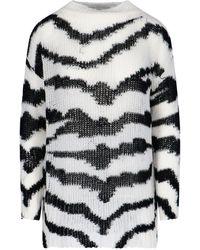 Stella McCartney Wool Jumper - White