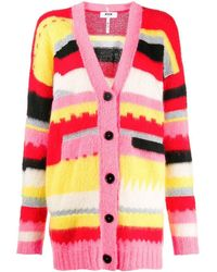MSGM - POLIESTERE - Lyst