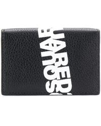 DSquared² Black Leather Wallet
