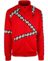 Damir Doma Red Polyester Sweatshirt