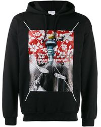 Tigran Avetisyan Black Cotton Sweatshirt