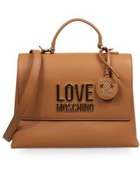 Love Moschino PELLE - Marrone