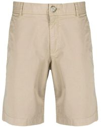 Woolrich ANDERE MATERIALIEN SHORTS - Natur