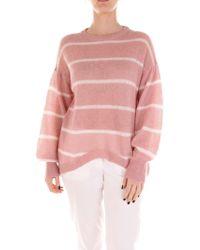 8pm Pink Wool Sweater