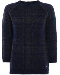 Woolrich Blue Sweater