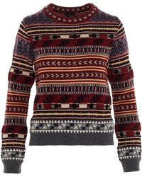 Etro - SWEATER - Lyst