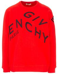 Givenchy Other Materials Jumper - Red