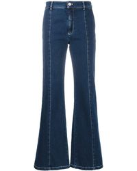 See By Chloé Cotton Jeans - Blue