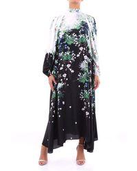 Givenchy SEIDE KLEID - Schwarz