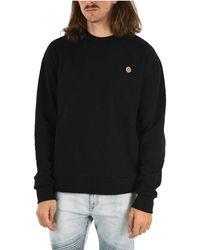 Fausto Puglisi Cotton Sweatshirt - Black
