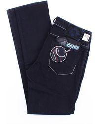 Jacob Cohen - Jeans modell 688 in schwarz - Lyst