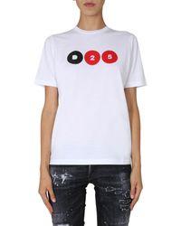 DSquared² T-SHIRT - Weiß
