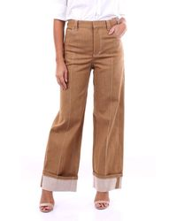 See By Chloé Cotton Jeans - Brown
