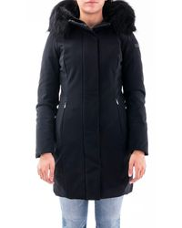 Rrd Polyamide Coat - Black
